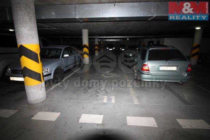 Prodej, garážové stání, 15 m2, Praha 8 - Troja