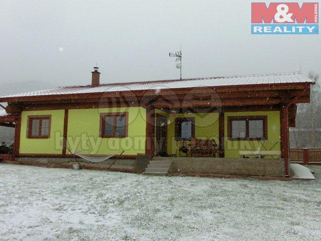 Prodej, rodinný dům 4+1, 200 m2, Horní Jiřetín, ul. Sadová
