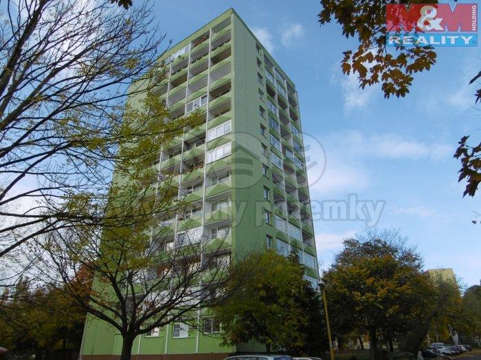 Pronájem, byt 3+1, 62 m2, OV, Chomutov, ul. Havlíčkova