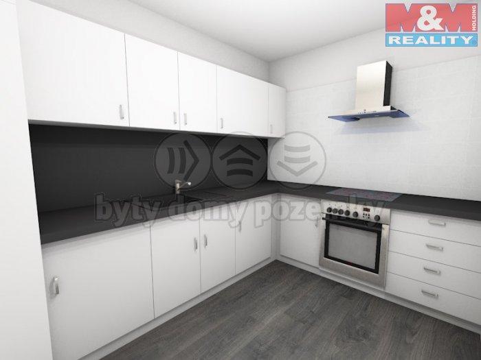 Prodej, byt 3+1, 62 m2, Nýrsko, ul. Vančurova