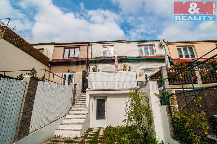 Prodej, Rodinný dům, Praha 5 - Jinonice, ul. Záluské