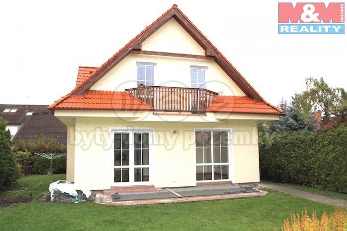 Pronájem, rodinný dům 5+kk, 160 m2, Horoměřice