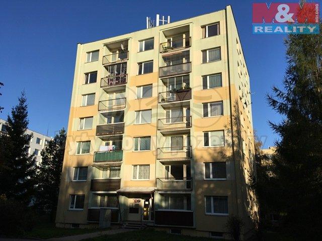 Prodej, byt 2+1,50 m2, DV, lodžie, Liberec, ul. Gagarinova