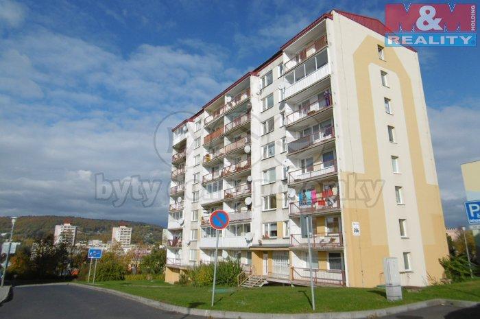 Prodej, byt 3+1, 68 m2, OV, Most, ul. Maxima Gorkého