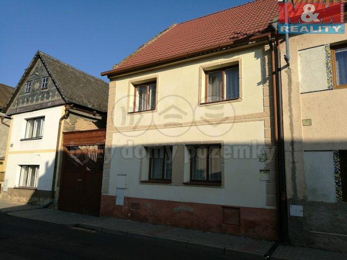 Prodej, rodinný dům, Hoštka
