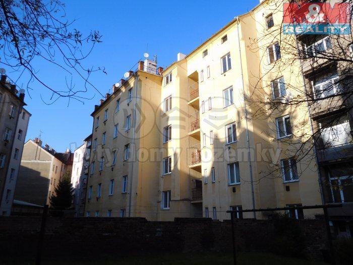 Prodej, Byt 1+1, 54 m2, ul. Čechova, Plzeň