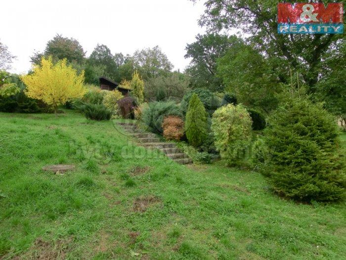 Prodej, zahrada, 1287 m2, Lešná