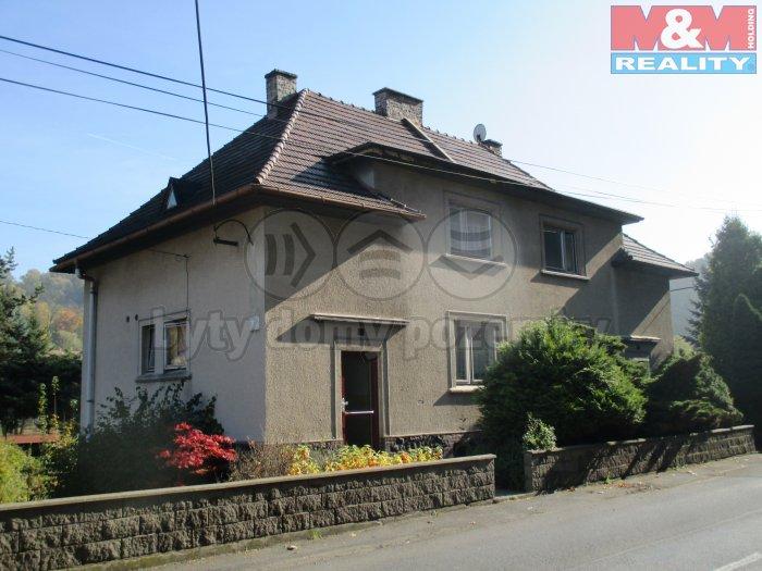 Prodej, rodinný dům 5+1, 726 m2, Františkov nad Ploučnicí