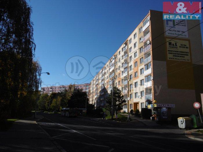 Prodej, byt 2+1, 58 m2, OV, Chomutov, ul. 17. listopadu