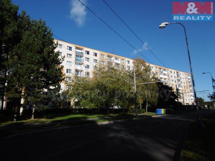 Prodej, byt 3+1, 78 m2, OV, Chomutov, ul. 17. listopadu