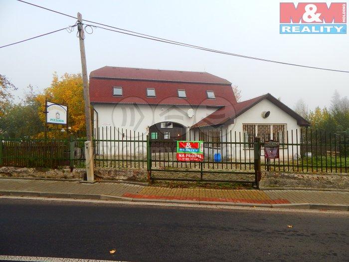 Prodej, výrobní objekt, 880 m2, Hroznětín, ul. ČSA