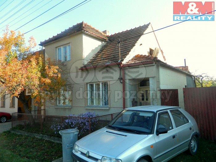 Prodej, rodinný dům, Budkovice, okr. Brno - venkov