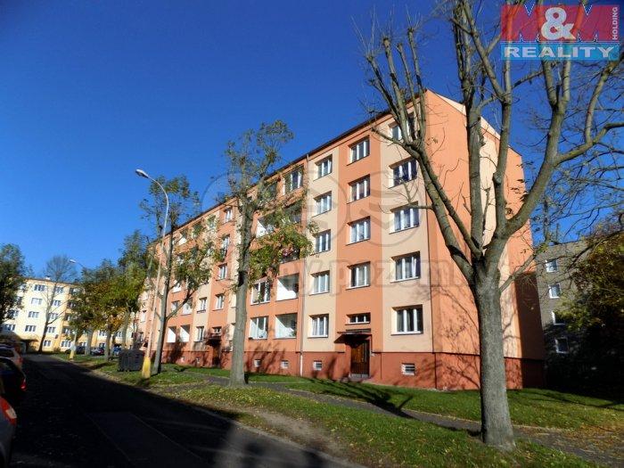 Prodej, byt 3+1, OV, 72 m2, Ostrov, ul. Kollárova