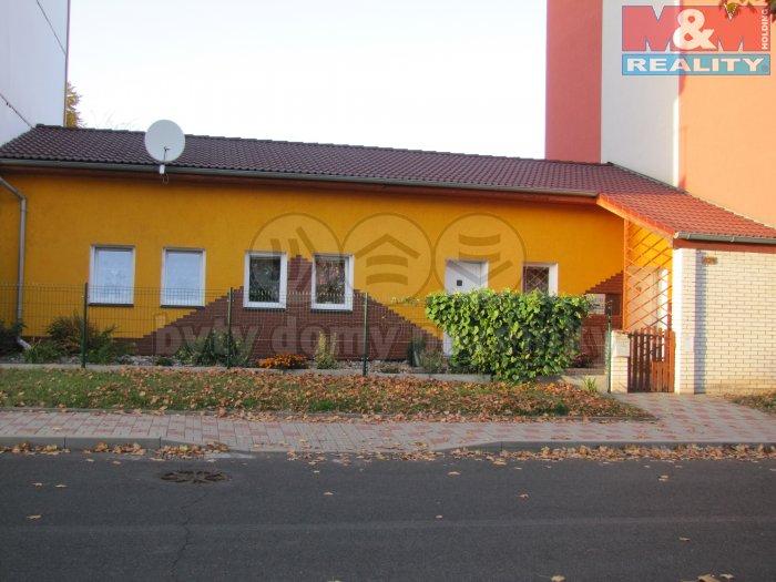Prodej, rodinný dům, Podbořany, ul. Alšova