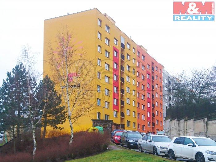 Prodej, byt 2+kk, 40 m2, Ústí nad Labem, ul. Brandtova