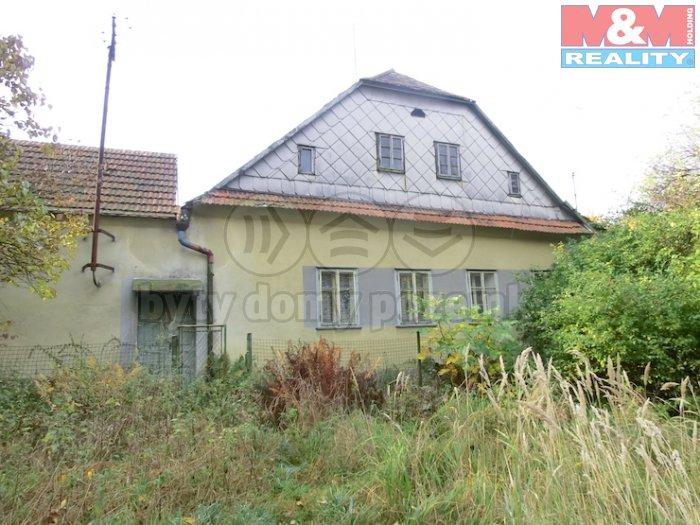 Prodej, rodinný dům, pozemek 4090 m2, Bohuňovice u Litomyšle