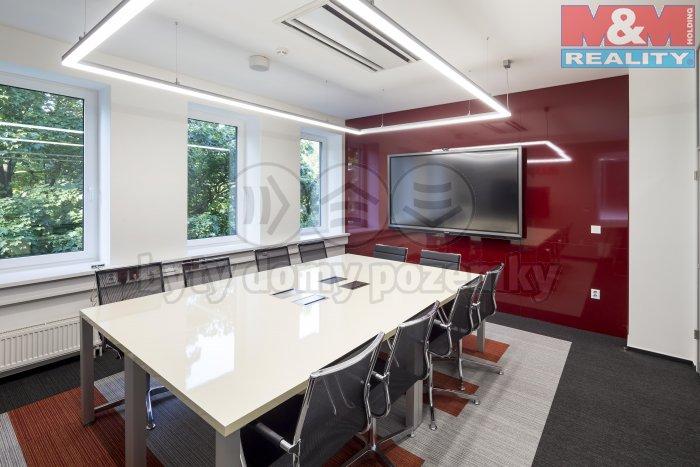 Pronájem, kancelářské prostory, 65m2, Praha 10 - Strašnice