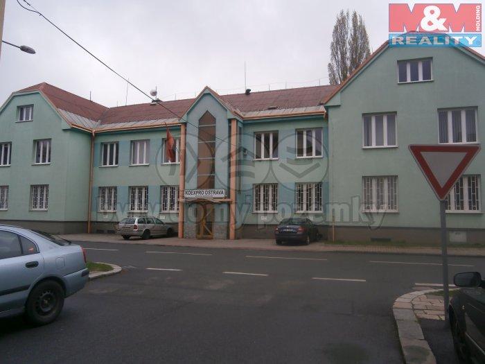 Pronájem, kancelářské prostory, Ostrava - Vítkovice