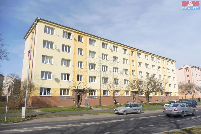 Prodej, obchodní prostor, 82 m2, OV, Most, ul. Pionýrů