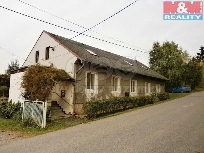 Pronájem, rodinný dům, 374 m2, Loukov
