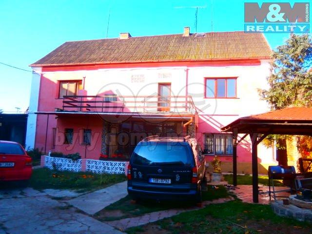 Prodej, rodinný dům, 300 m2, Očihov