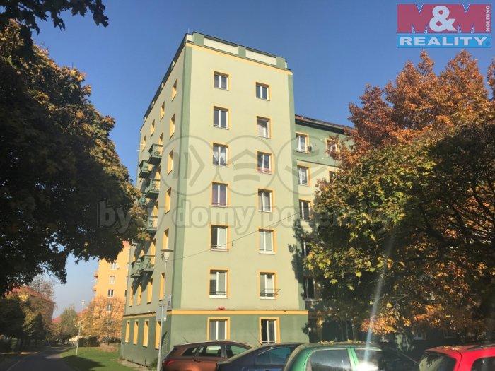 Prodej, byt 1+1, 37 m2, OV, Most, ul. tř. Budovatelů