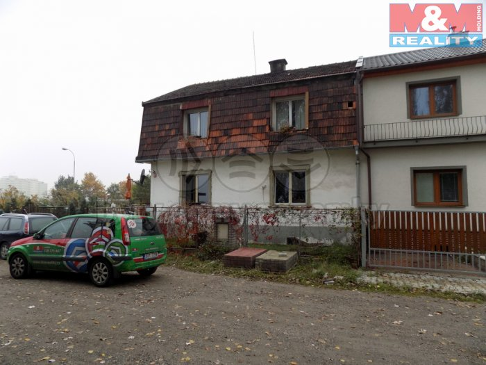 Prodej, rodinný dům, 200 m2, Žatec, ul. Plzeňská