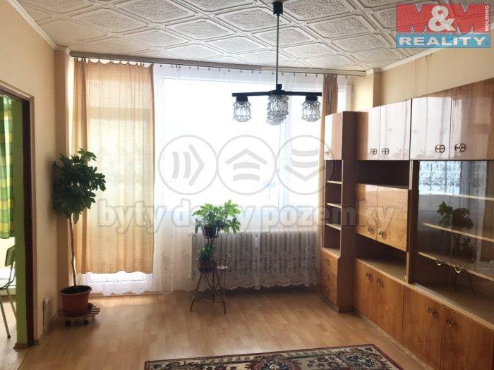 Prodej, byt 3+1, 64 m2, OV, Litvínov, ul. Mostecká