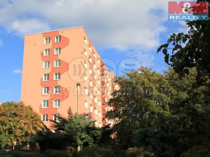 Pronájem, byt 3+1, 81 m2, OV, Ústí nad Labem, ul. Nová