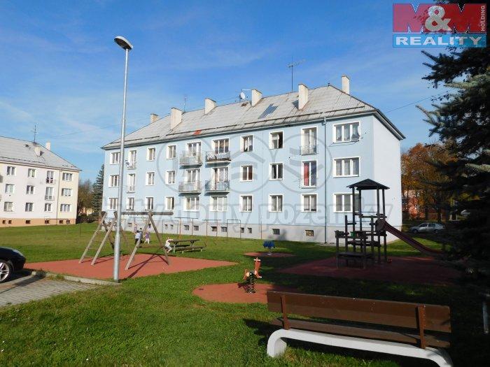 Prodej, byt 2+1, 59 m2, Toužim, ul. Plzeňská