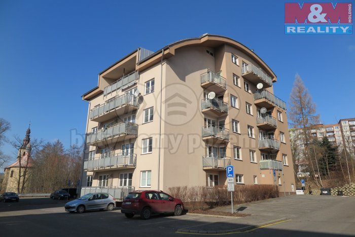 Prodej, byt 3+1, Liberec, ul. Nádvorní