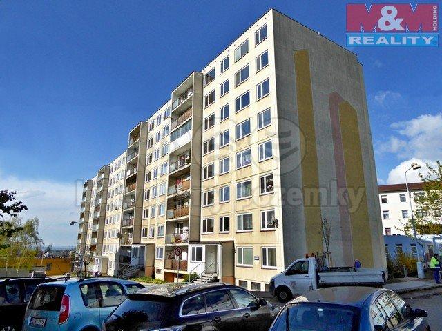Pronájem, byt 3+1, OV, 68 m2, Litoměřice, ul. U Kapličky