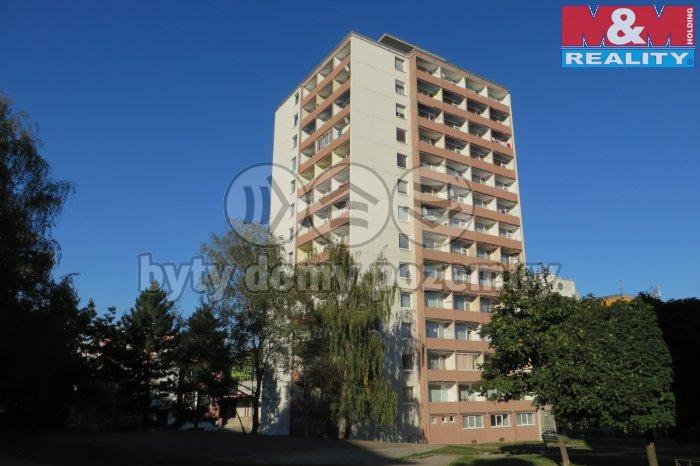 Pronájem, byt 1+kk, 22 m2, OV, Most, M. G. Dobnera