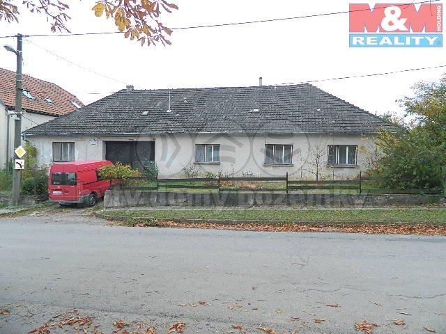 Prodej, zemědělská usedlost 2797 m2, Brtnice - Příseka