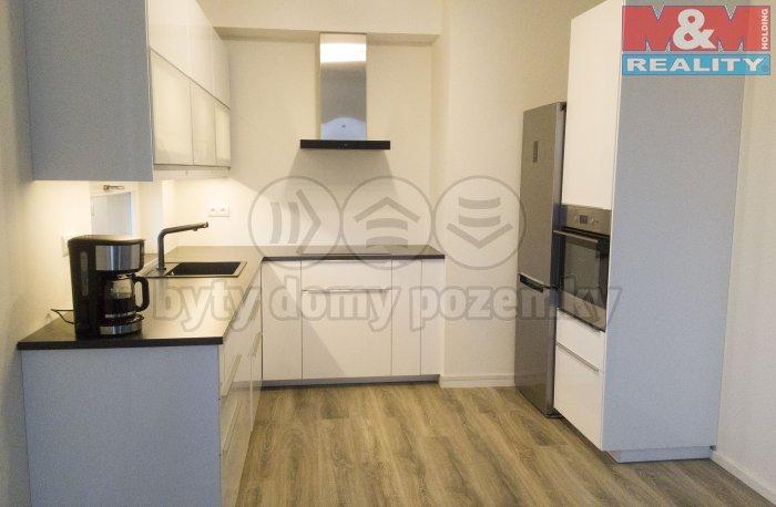 Prodej, byt 1+kk, 49 m2, Praha 8 - Karlín