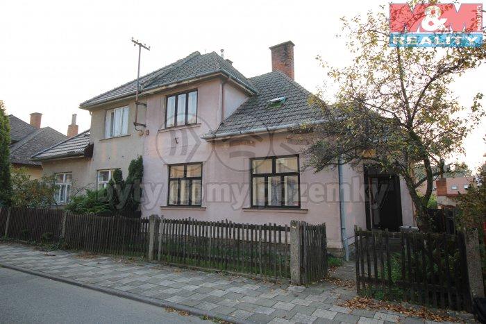 Prodej, rodinný dům, Bystřice pod Hostýnem, ul. Odboje