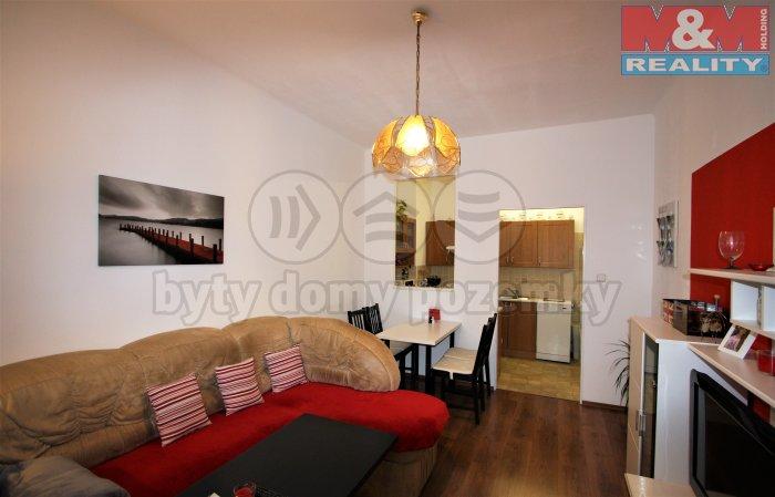Prodej, Byt 2+kk, 46 m2, OV, Praha 4, Pankrác