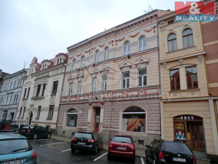 Pronájem, byt 3+1, 80 m2, OV, Chomutov, ul. 28. října