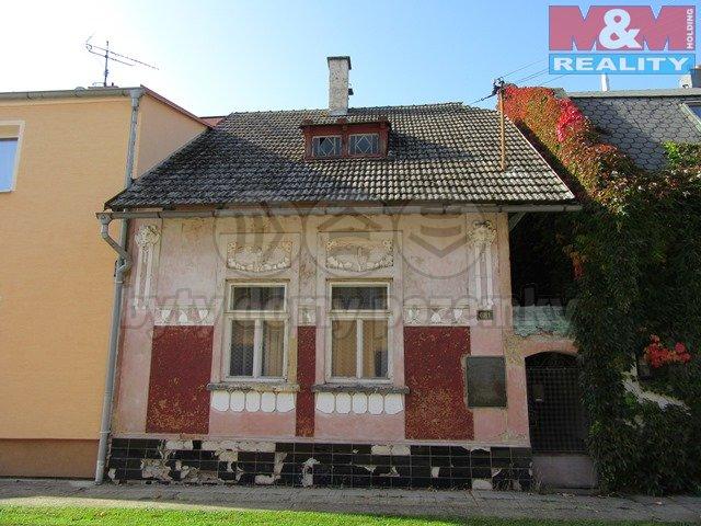 Prodej, rodinný dům 2+1, Kostelec nad Orlicí
