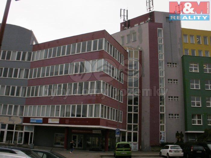Pronájem, kancelářské prostory, 44 m2, Kladno, ul. Váňova