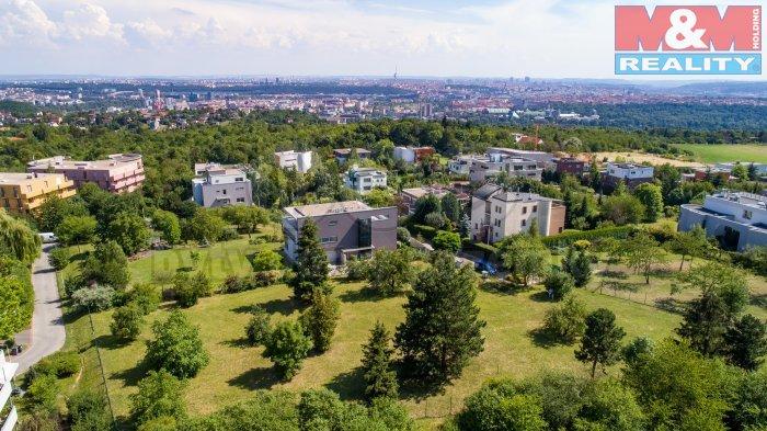Prodej, stavební pozemek, 3694 m2, Praha 8 - Troja