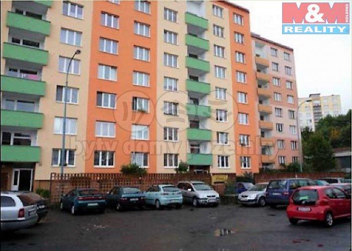 Pronájem, Byt 1+1, Karlovy Vary, U Koupaliště