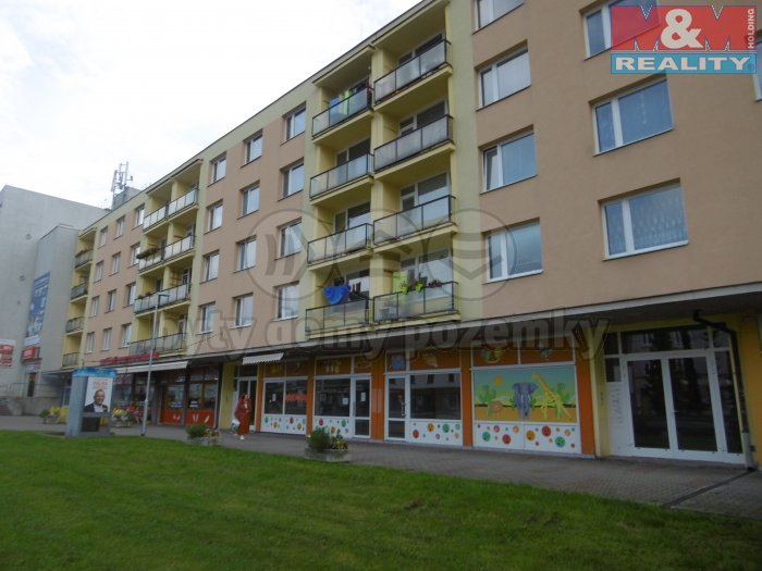 Prodej, byt 3+1, 69 m2, OV, Litvínov, ul. 9. května