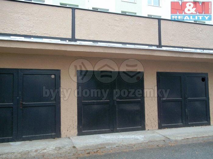 Prodej, garáž, 19 m2, Jundrov