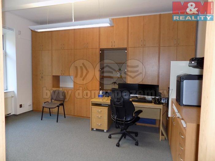 Pronájem, kancelářské prostory, 80 m2, Praha 10 -Vinohrady
