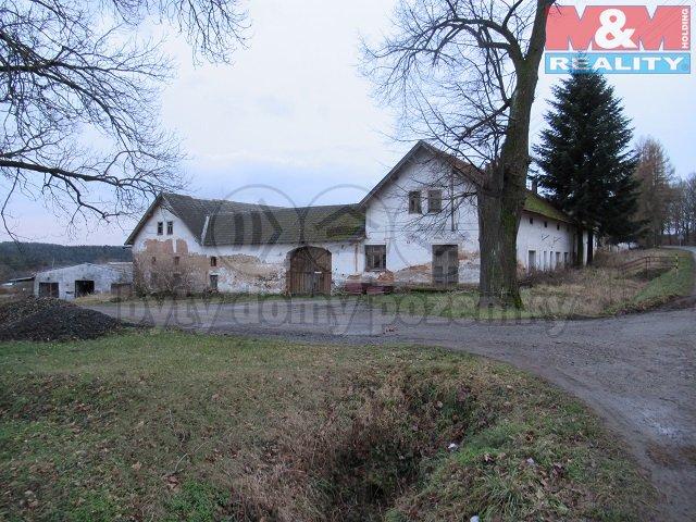 Prodej, zemědělská usedlost 4997m2, Svépravice