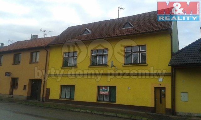 Prodej, rodinný dům 5+2, Bystřice u Benešova