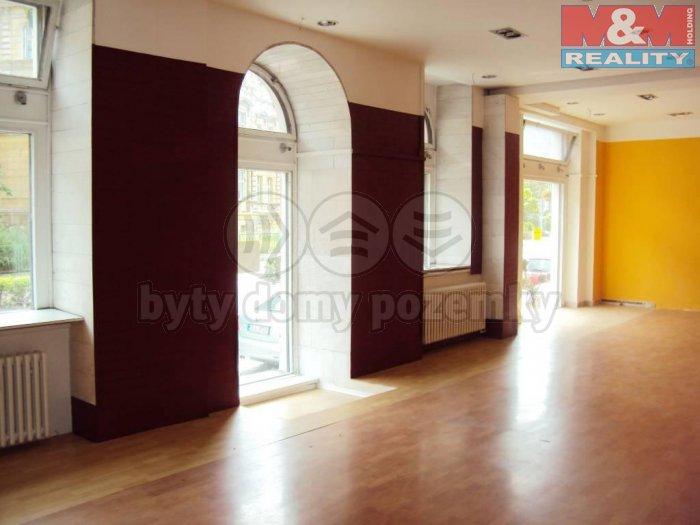 Prodej, komerční prostor 137 m2, Karlovy Vary