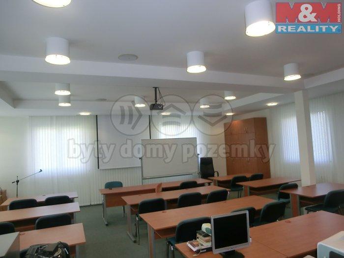 Pronájem, kancelářské prostory, Petrovice u Karviné