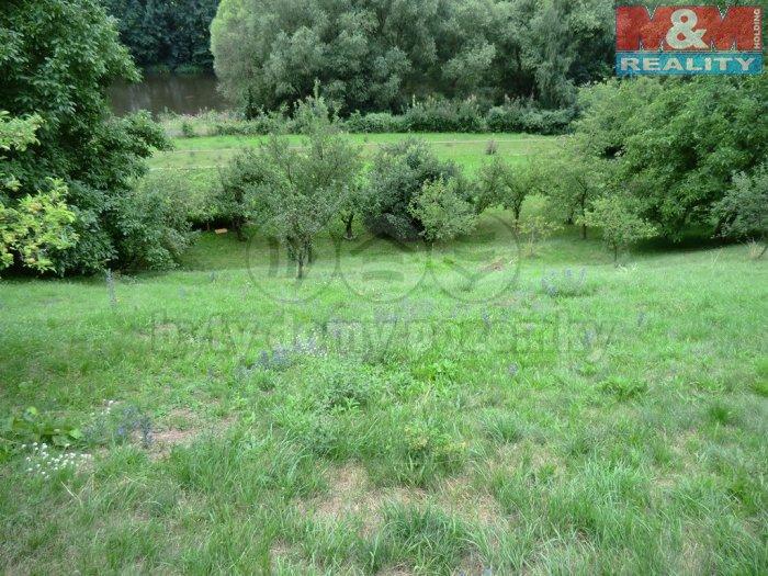 Prodej, pozemek, 1600 m2, Klášterec nad Ohří, ul. Žižkova